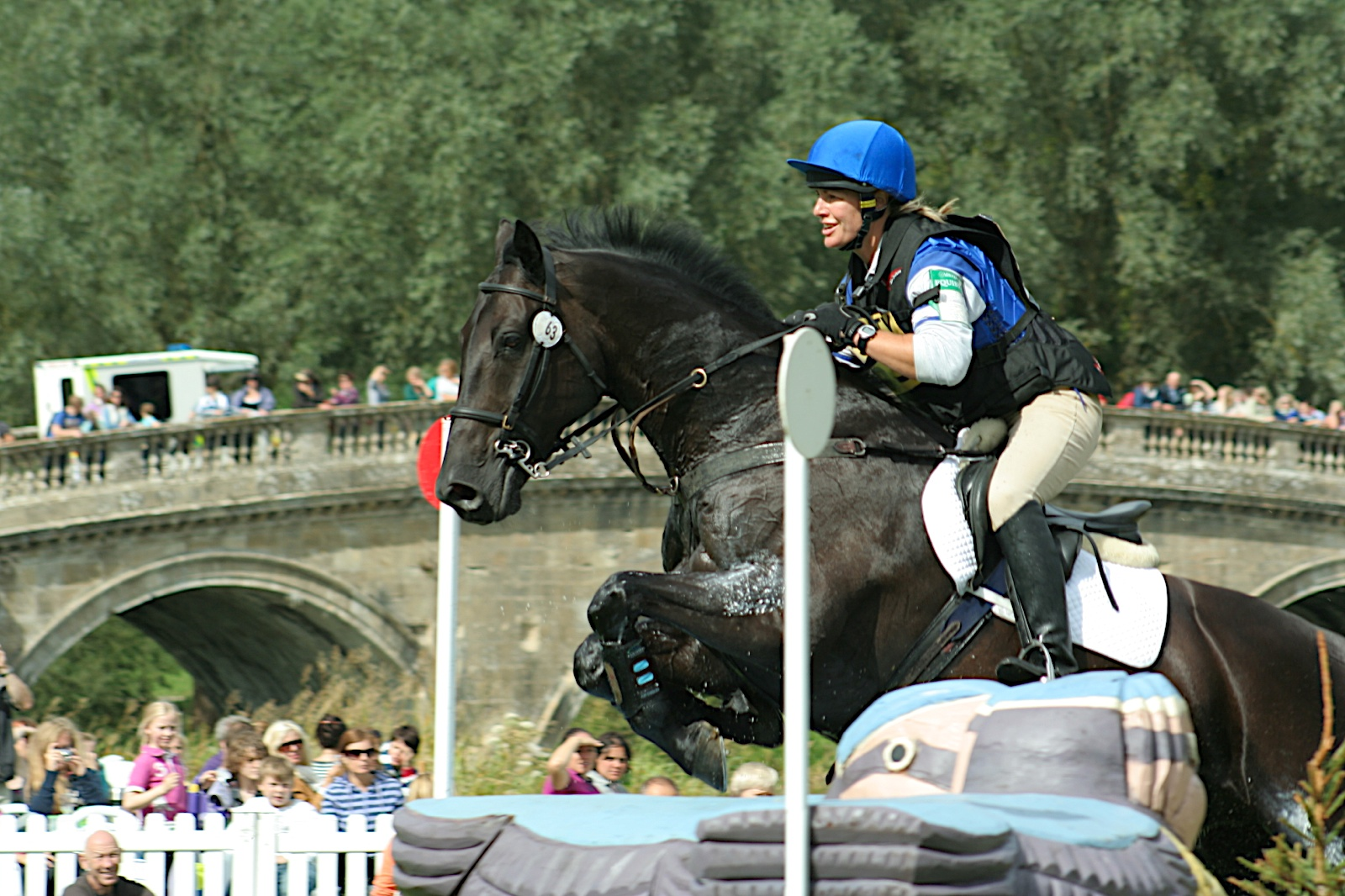 Blenheim Horse Trials 2010
