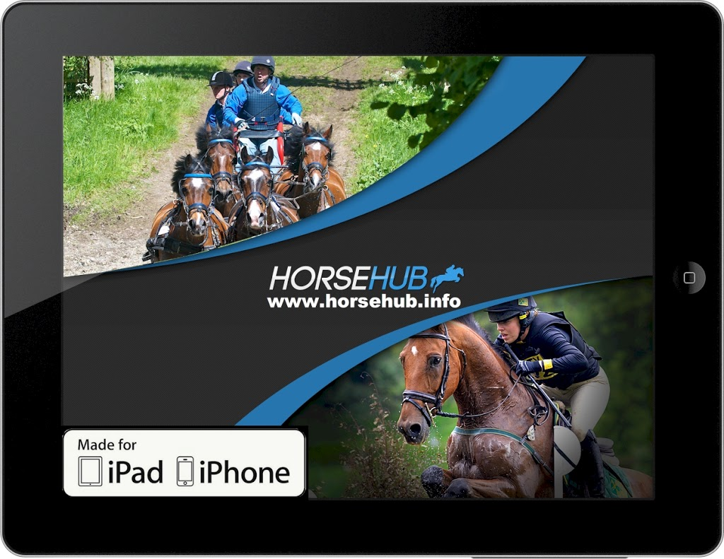 The HorseHub App For iPhone & iPad