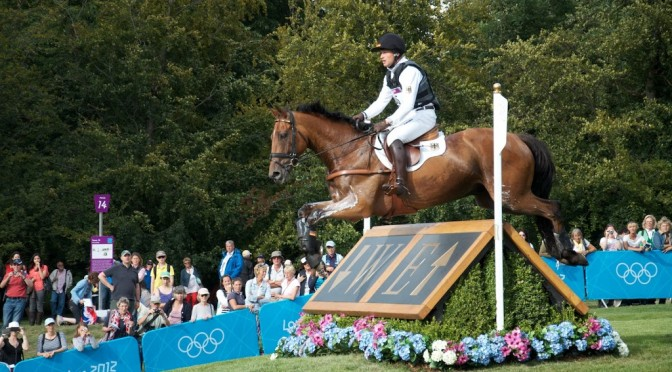 Michael Jung & Sam - London 2012 Olympics