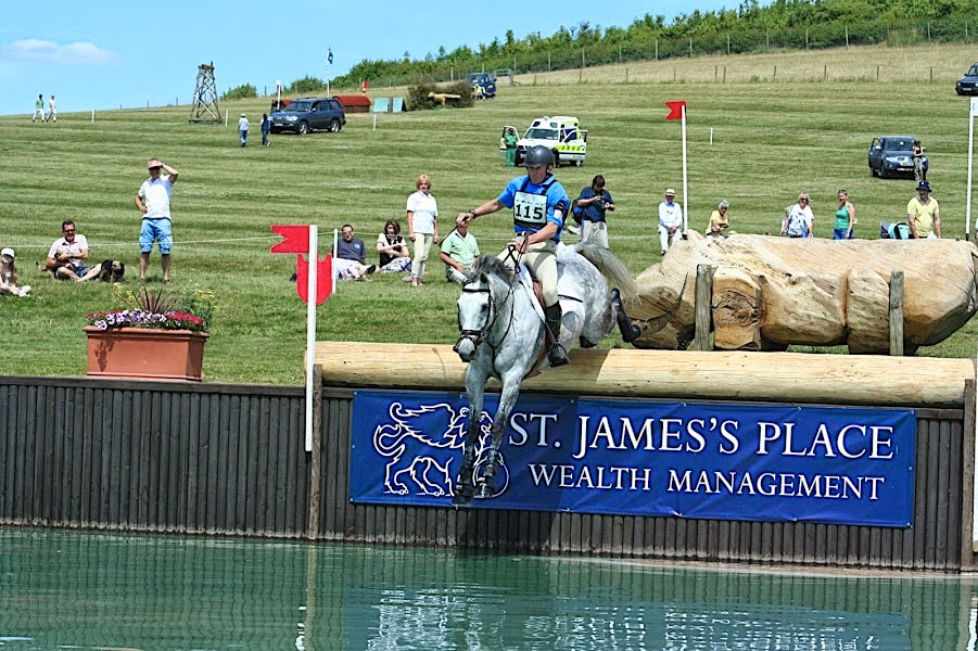 Barbury Castle Horse Trials
