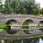 The Bridge At Blenheim
