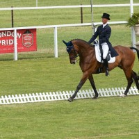 Clark Montgomery & Loughan Glen - 2nd After The Dressage