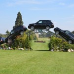 The Land Rover Arch