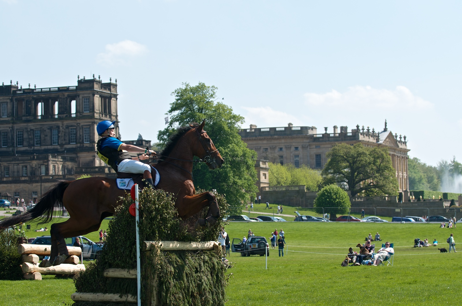 Chatsworth - Breath-Taking Backdrops