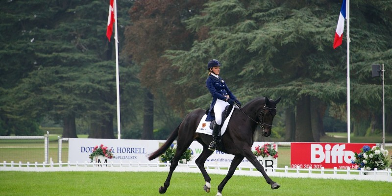 Emily King & Brookleigh Lead The Dressage CCI*** After Day One