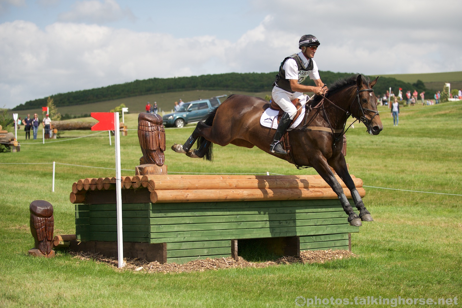 Andrew Nicholson | Barbury Horse Trials 2015