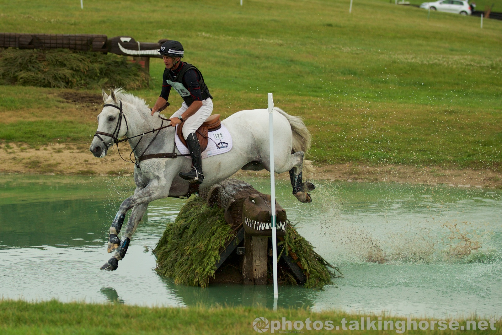 | Barbury Horse Trials 2015