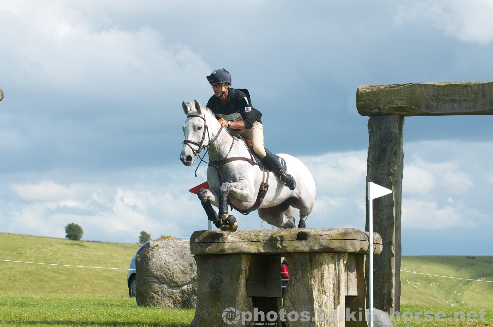 Andrew Nicholson & Avebury At Barbury Horse Trials