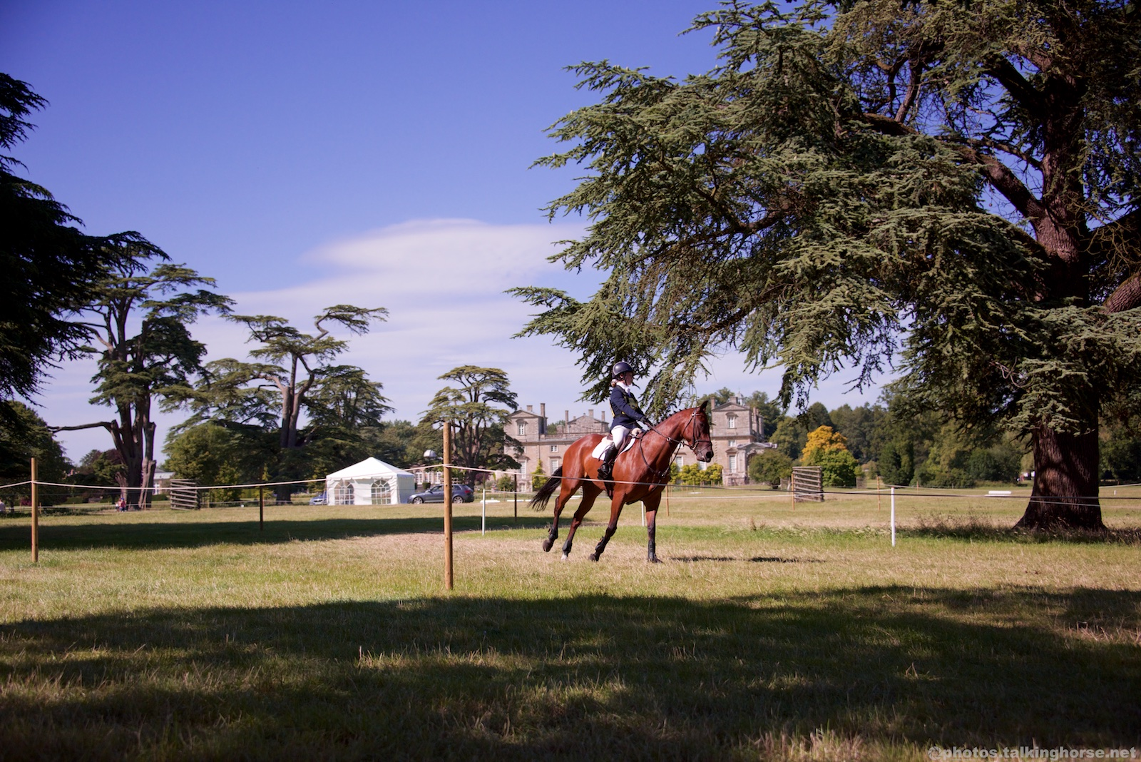 The Picturesque Surroundings Of Wilton House