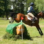 Wilton Horse Trials 2015 | THE LITTLE FRENCHMAN Goring, Alice