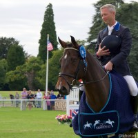 Clark Montgomery | Blenheim Horse Trials 2015 Winner