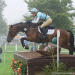 Izzy Taylor & Its Chico   Blenheim Horse Trials 2015 Cross Country