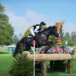 Sandra Auffarth & ISPO | Blenheim Horse Trials 2015 Cross Country