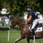 Tim Price & The Court Jester   Blenheim Horse Trials 2015 Cross Country