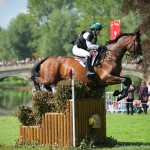 | Blenheim Horse Trials 2015 Cross Country