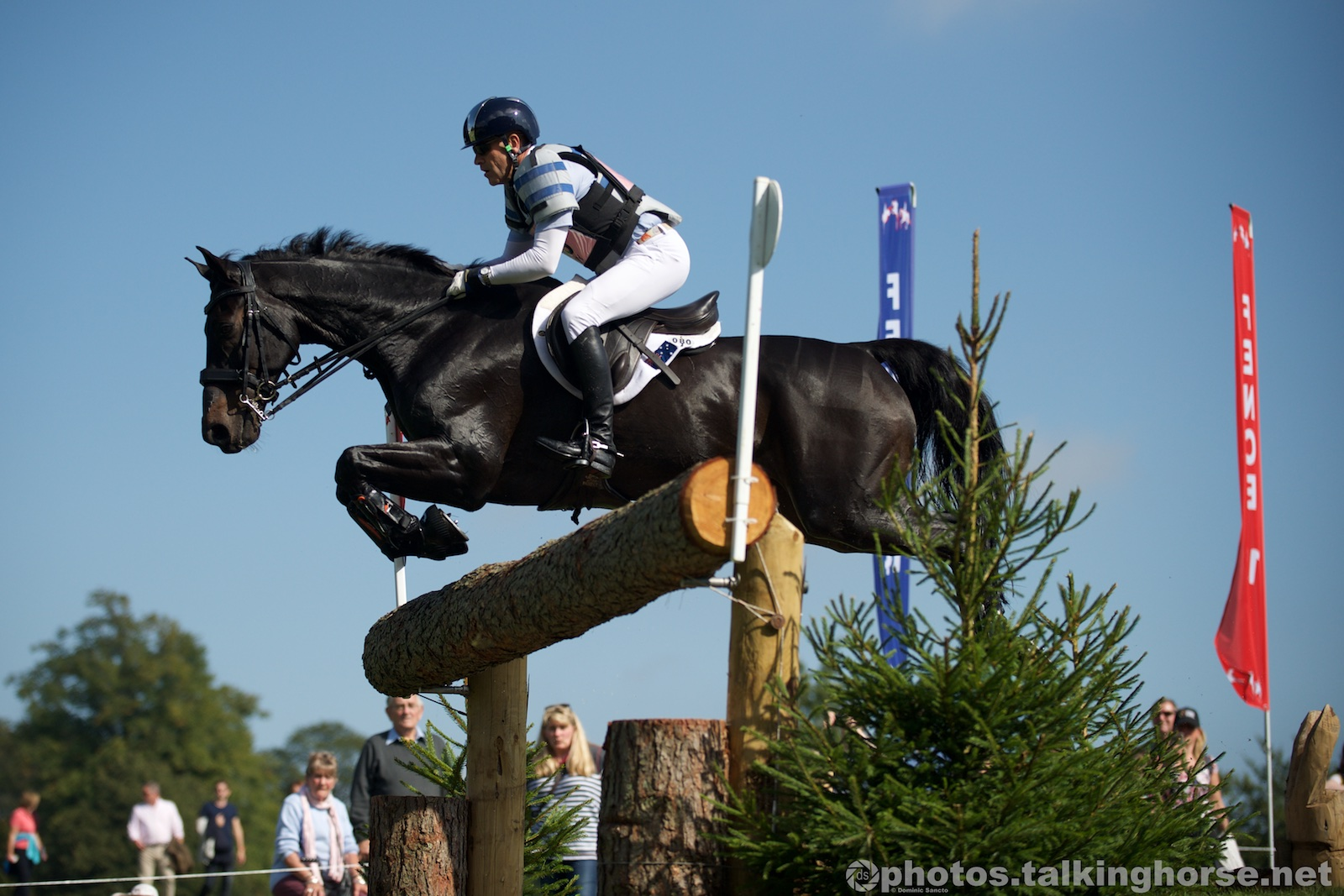 Andrew Hoy & Cheeky Calimbo | Blenheim Horse Trials 2015 Cross Country