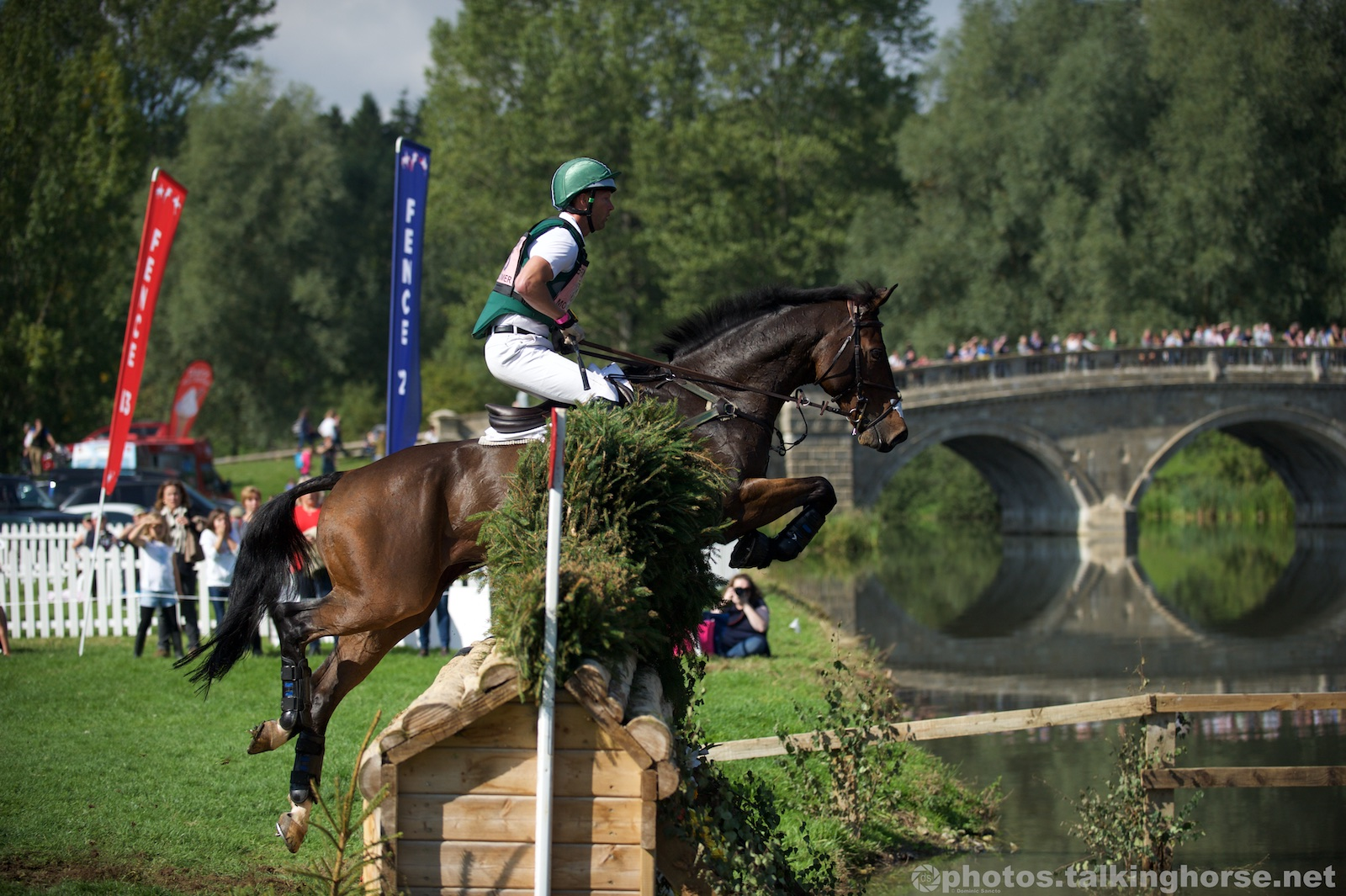 Clark Montgomery & Loughan Glen Hold A Strong Hand After XC