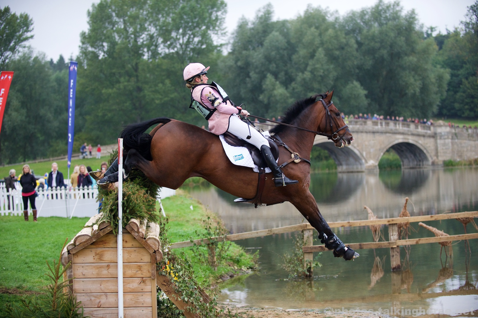 Carrie Byrom | Blenheim Horse Trials 2015 CIC***