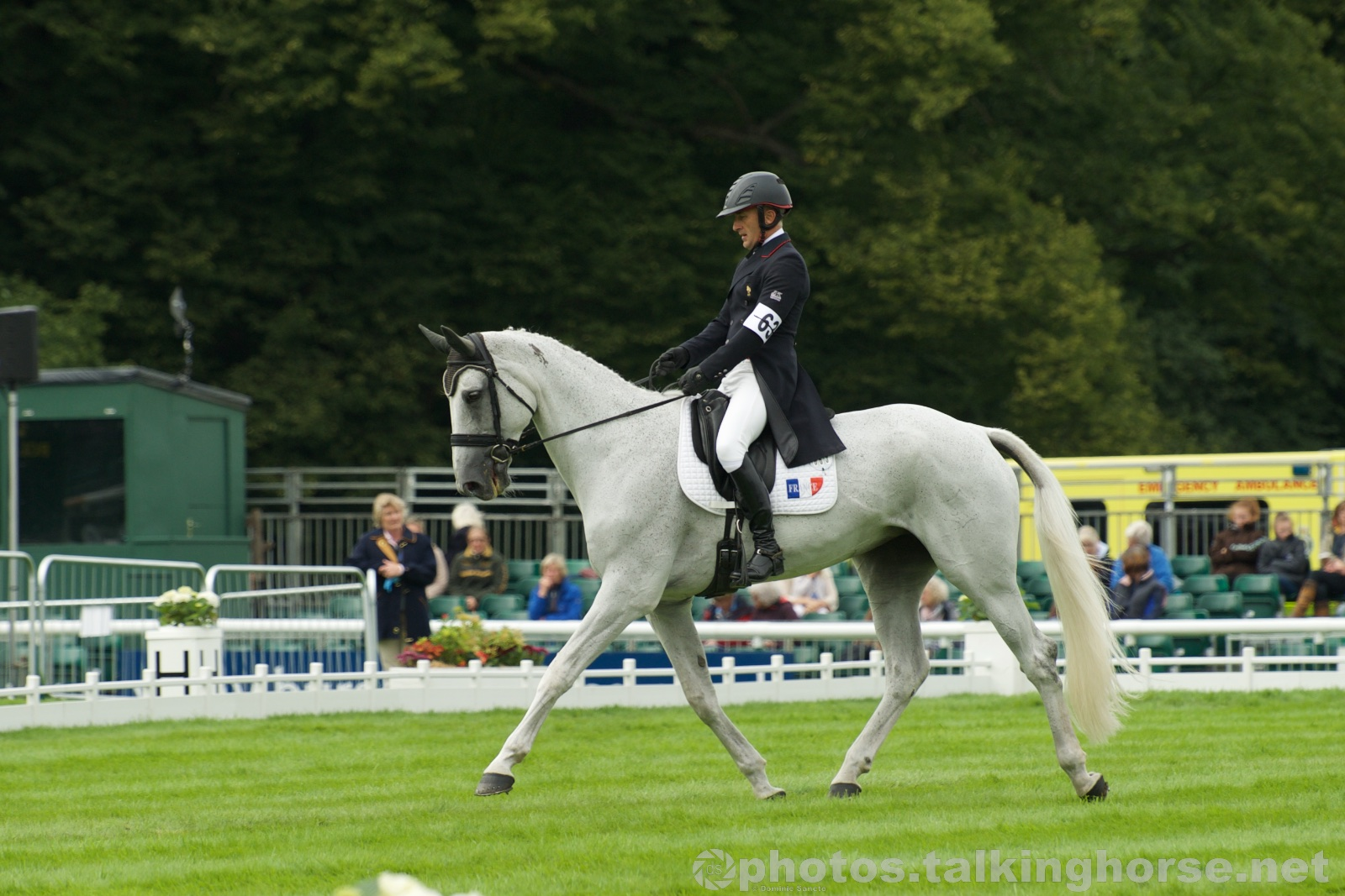 | Burghley Horse Trials 2015