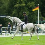 Paul Tapner & Kilronan | Burghley Horse Trials 2015