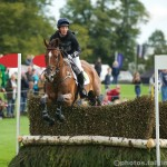 Oliver Townend & DROMGURRIHY BLUE (9th)