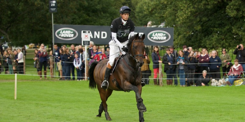 William Fox-Pitt Makes His Way Back To Discovery Valley After Forgetting A Fence