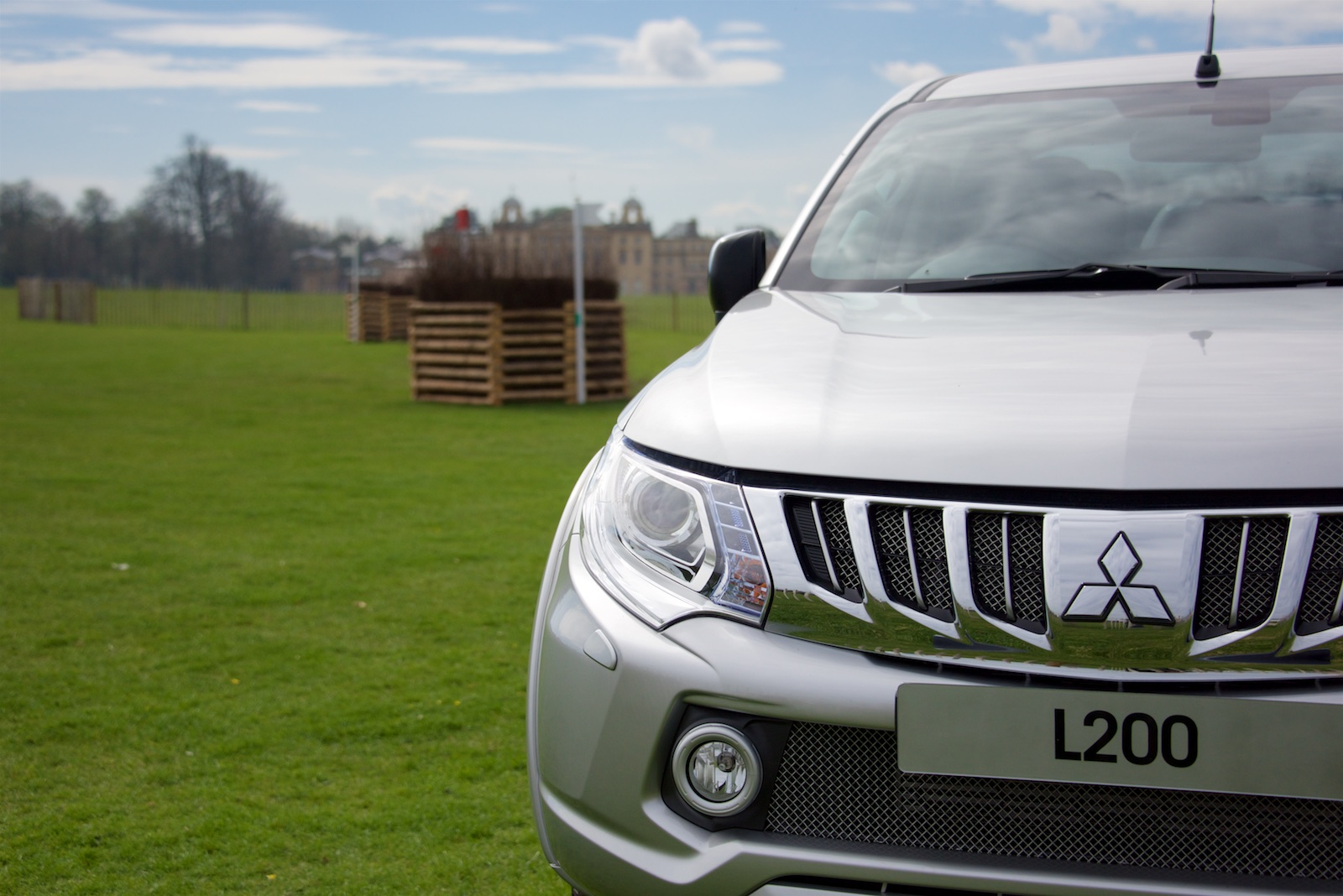 Mitsubishi Motors Badminton Horse Trials - 25 years in partnership