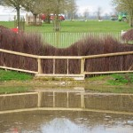Badminton Horse Trials Lake Complex 2016