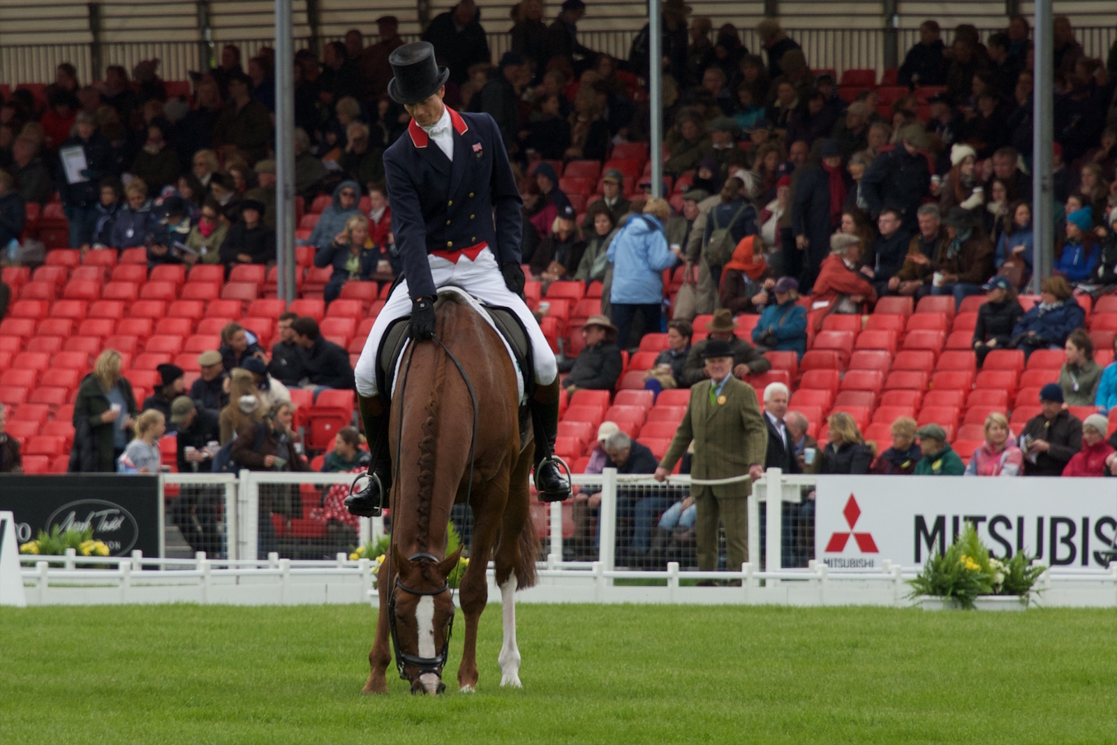 William Fox-Pitt & Chilli Morning -Winners Of Badminton 2015