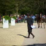 The Trot Up