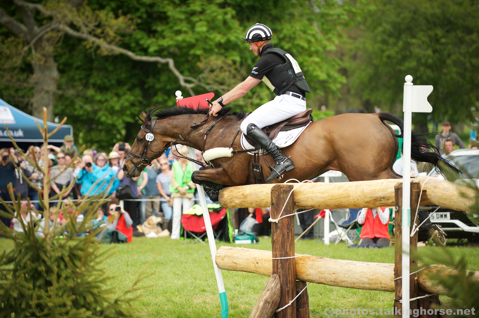 Jesse Campbell & Kaapachino   | Badminton Horse Trials 2016 Cross Country