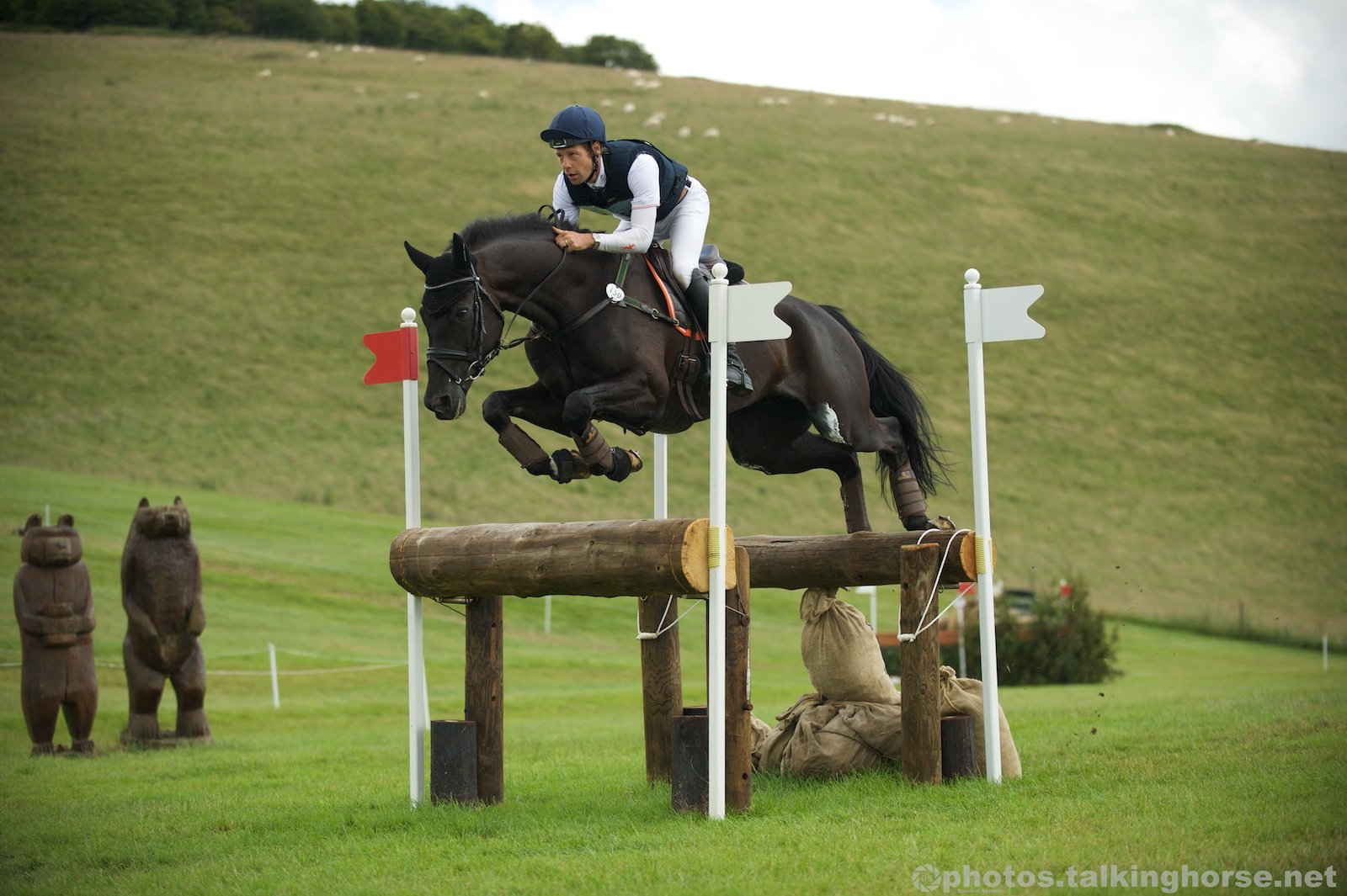Chris Burton & Polystar I - Winners Barbury CIC*** 2016