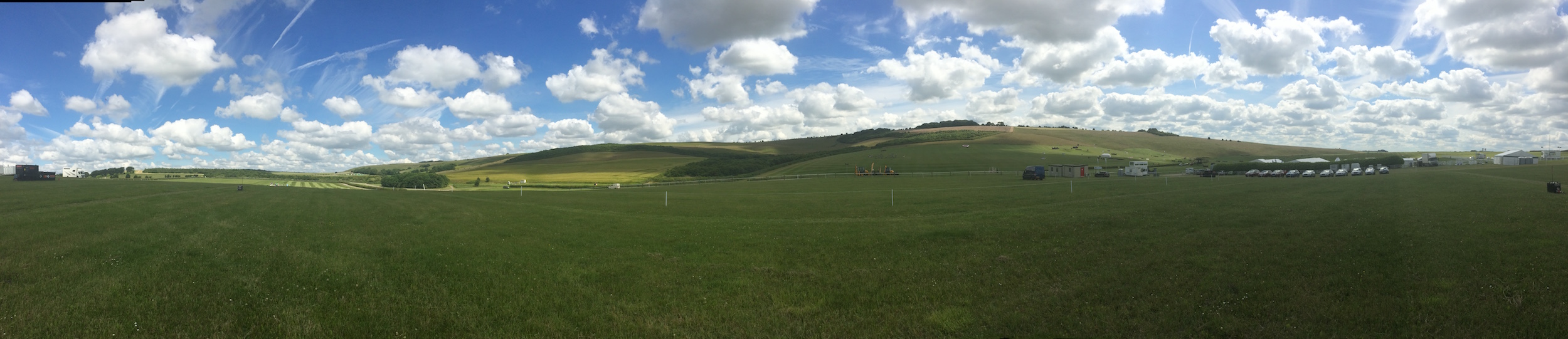 Barbury Panoramic