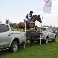 Mitsubishi Motors Badminton horse trials 2016