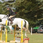 Show Jumping At Highclere